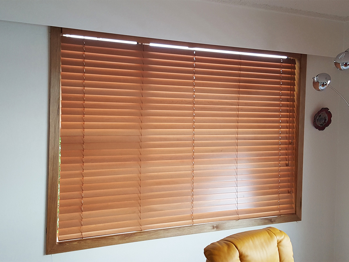 just in p blinds wood haze faux venetian asp wooden grey light